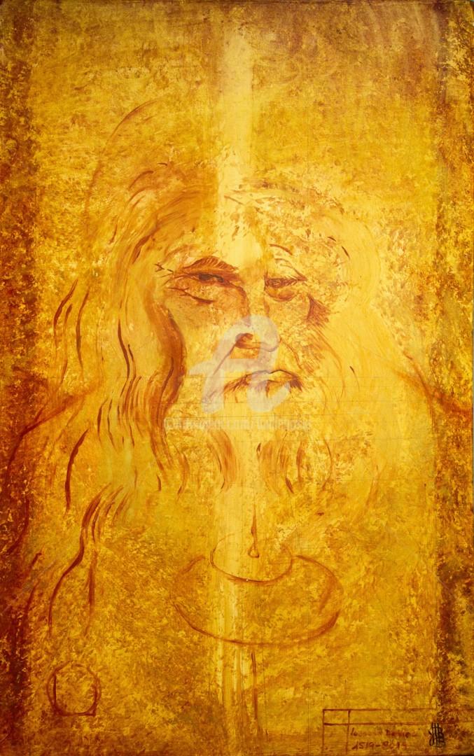 Jez Bb - Hommage à Leonard De Vinci