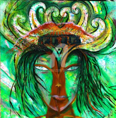 Peinture, huile, figuratif, œuvre d'art par Jez Bb