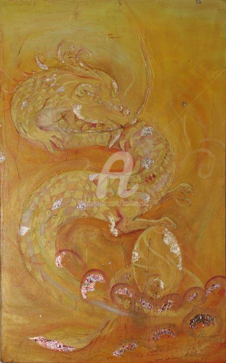 Golden Dragon Spirit