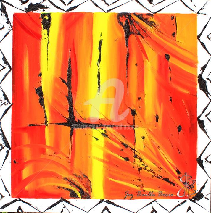 Volcan - Lava Flow Jaune