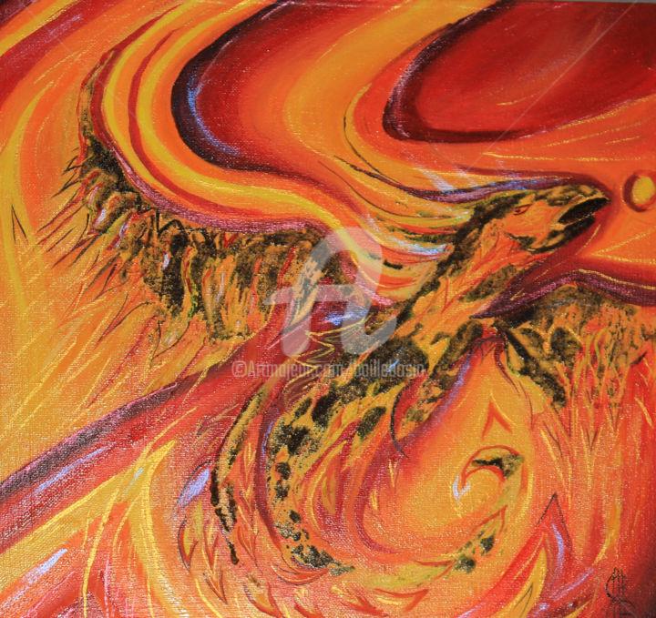 Lava Flow - L'envol du phoenix